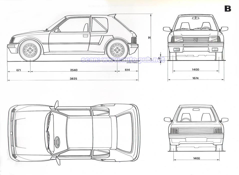 peugeot 205 turbo 16 page 27 histoires du sport automobile forum sport auto. Black Bedroom Furniture Sets. Home Design Ideas